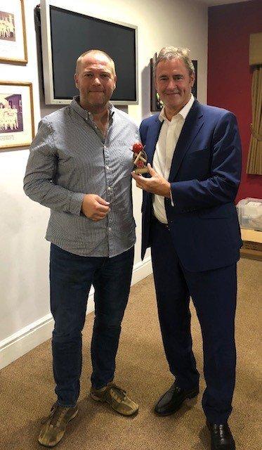 Kinnerton Cricket Club – November 2018