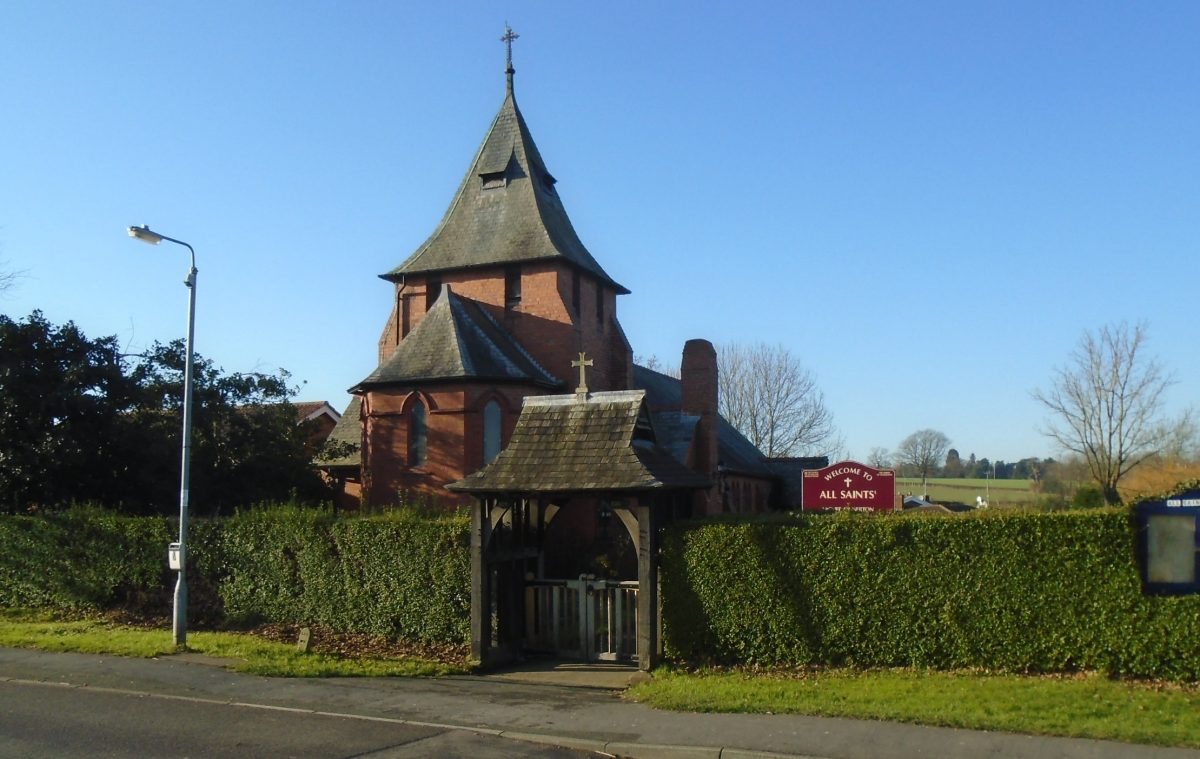 All  Saints Church – Forthcoming Events