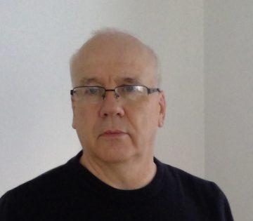 Photograph of John Sheehan
