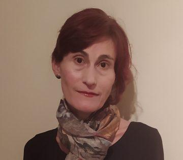 Photograph of Liz Corner