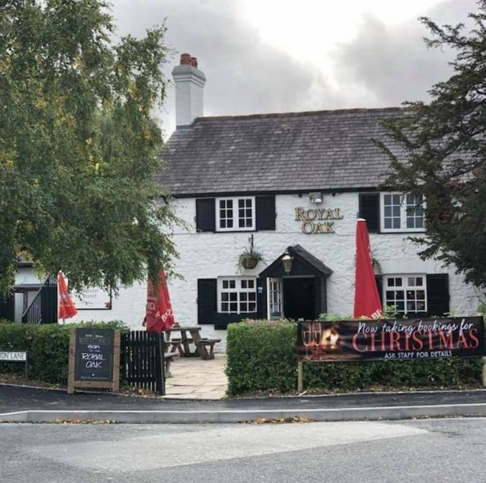 Royal Oak Pub Quiz