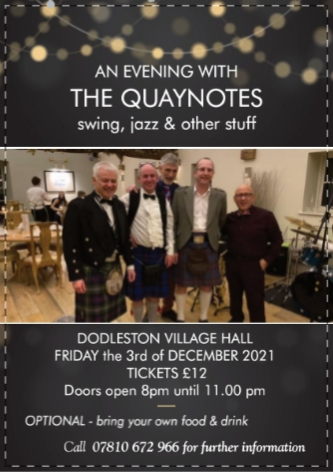 An evening with The Quaynotes